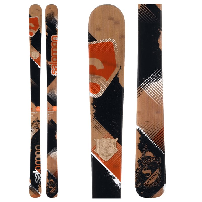 Salomon - Sentinel Skis 2012