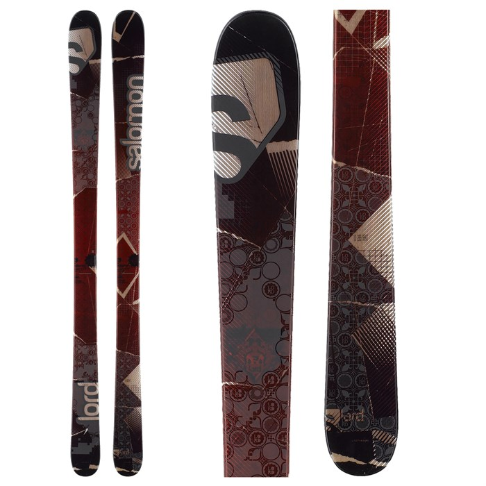 Salomon - Lord Skis 2012