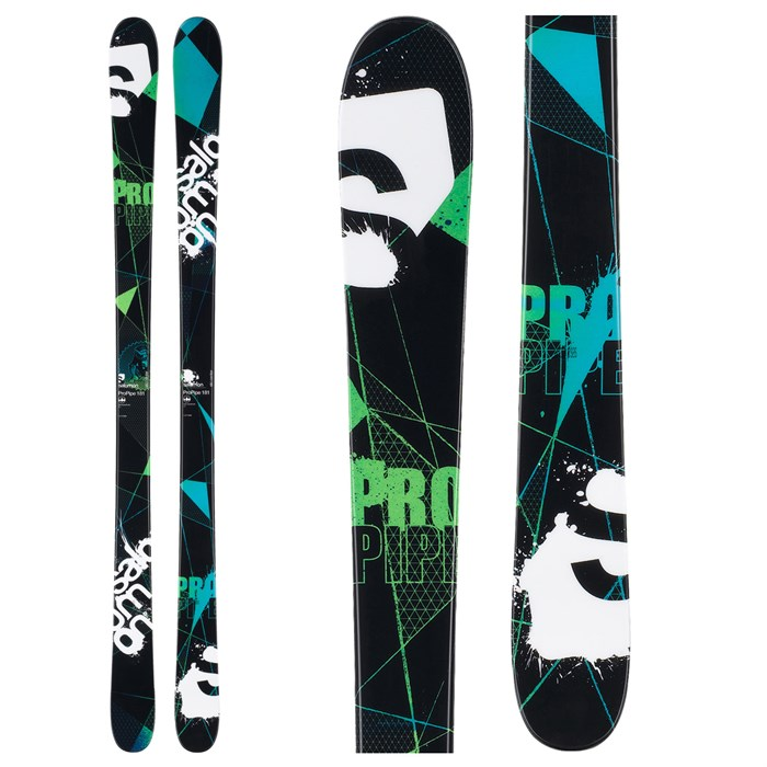 Salomon - Pro Pipe Skis 2012