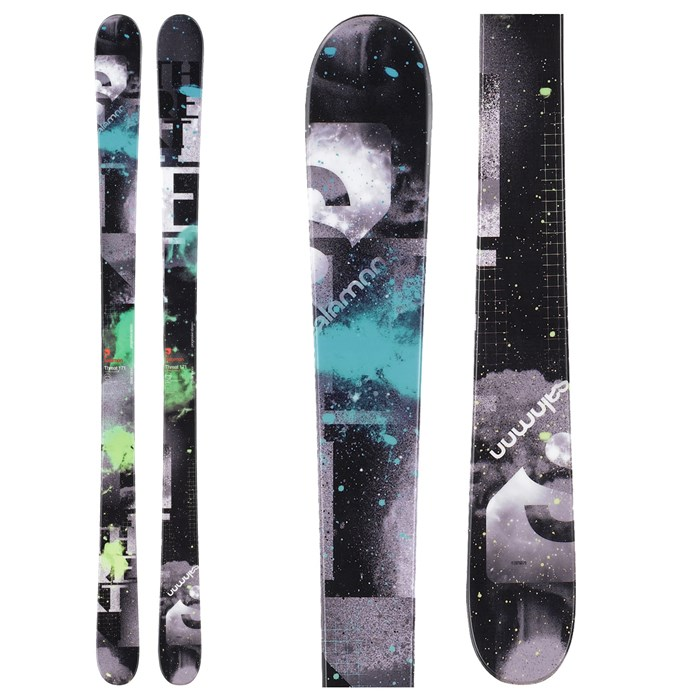 Salomon - Threat Skis 2012