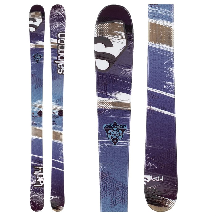 Salomon - Lady Skis - Women's 2012
