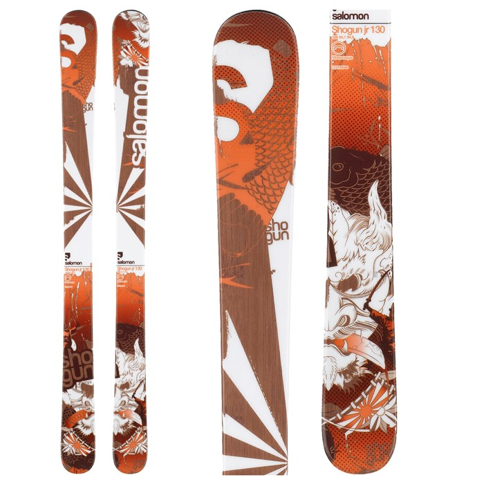 Salomon - Shogun Jr Skis - Youth 2012
