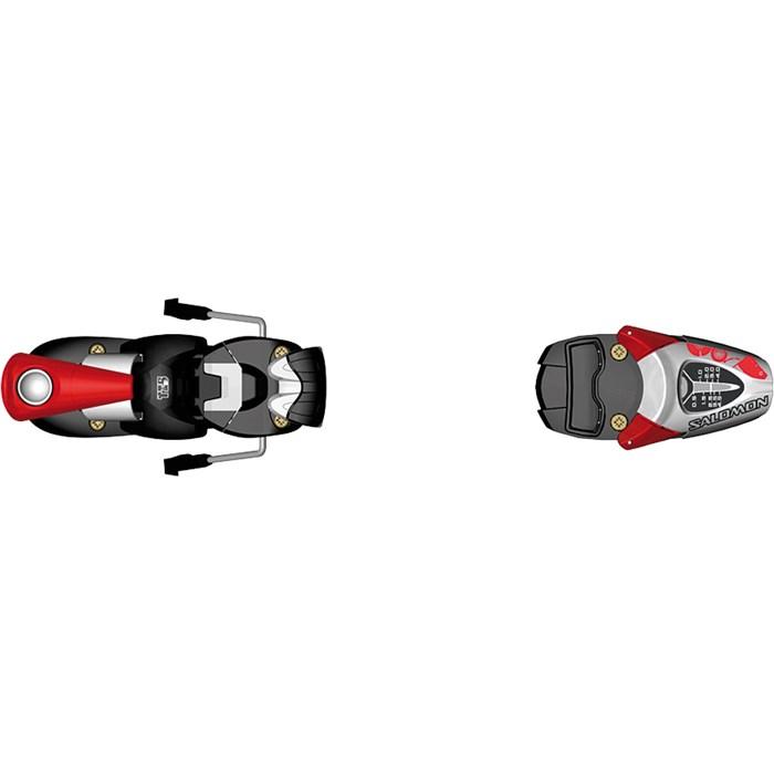 Salomon - T5 Ski Bindings (75mm Brakes) - Youth 2012