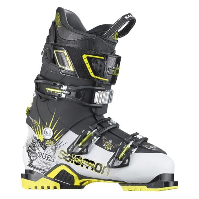 entregar doble vertical  Salomon Quest 14 Ski Boots 2012 | evo