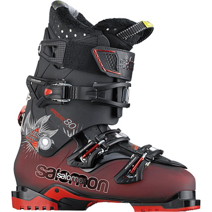 Salomon - Quest Access 80 Ski Boots 2012