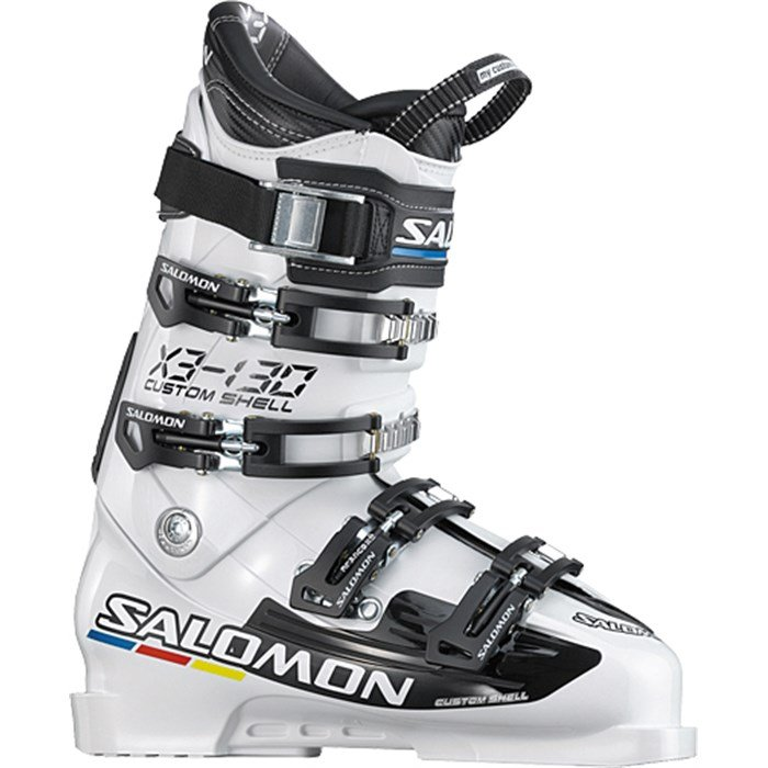 Salomon - X3 130 CS Ski Boots 2012