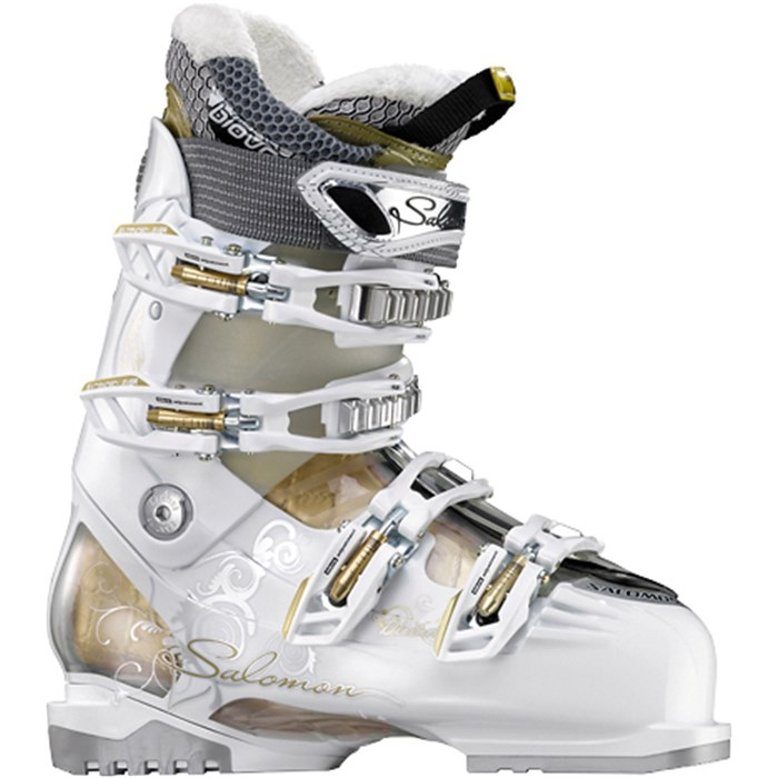 Salomon Divine RS 7 Ski Boots Women's 2012