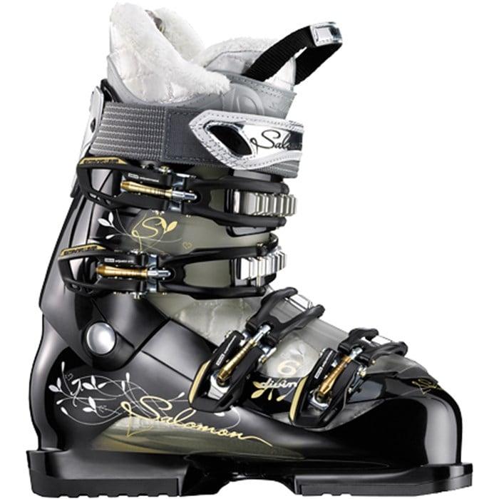 Salomon - Divine 6 Ski Boots - Women's 2012