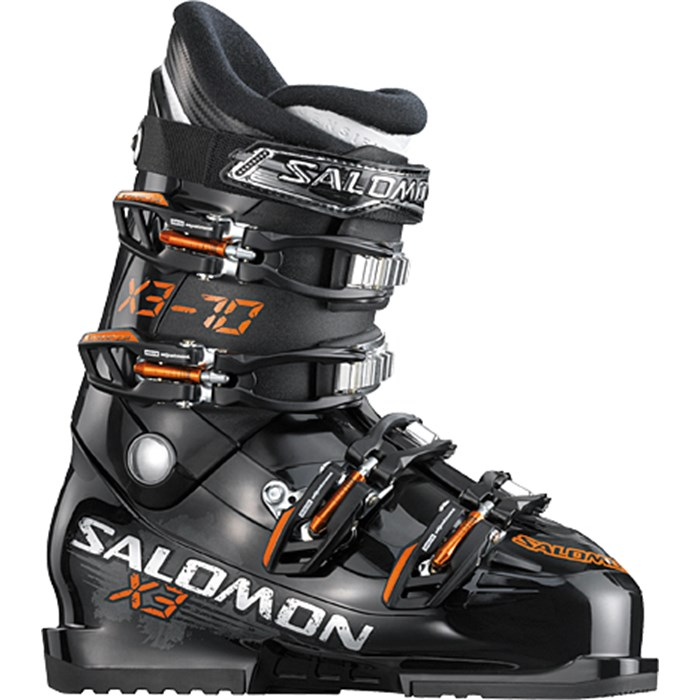 Salomon - X3 70 Ski Boots - Youth 2012