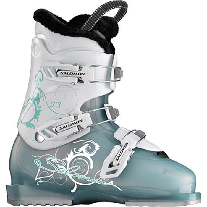 Salomon - T3 Girlie RT Ski Boots - Youth 2012