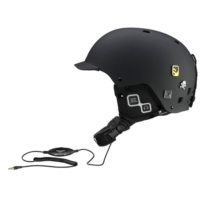 magasin en ligne 7bc74 717e7 Salomon Brigade Audio Helmet