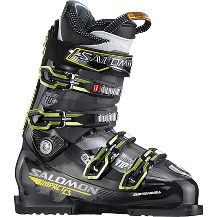 Salomon Impact 110 Cs Ski Boots 2012 Evo Outlet