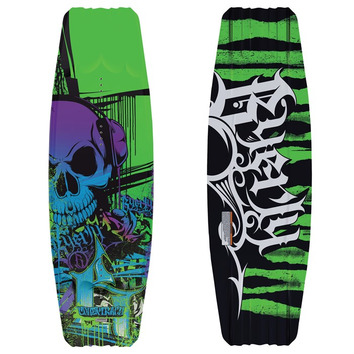"Byerly Wakeboards - Conspiracy Wakeboard 56"" - Blem 2011"