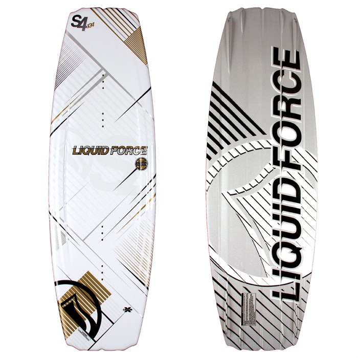 Liquid Force - S4 Wakeboard - Blem 2011