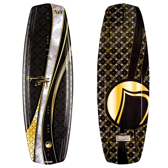 Liquid Force - Liquid Force Jett Wakeboard - Women's 2011