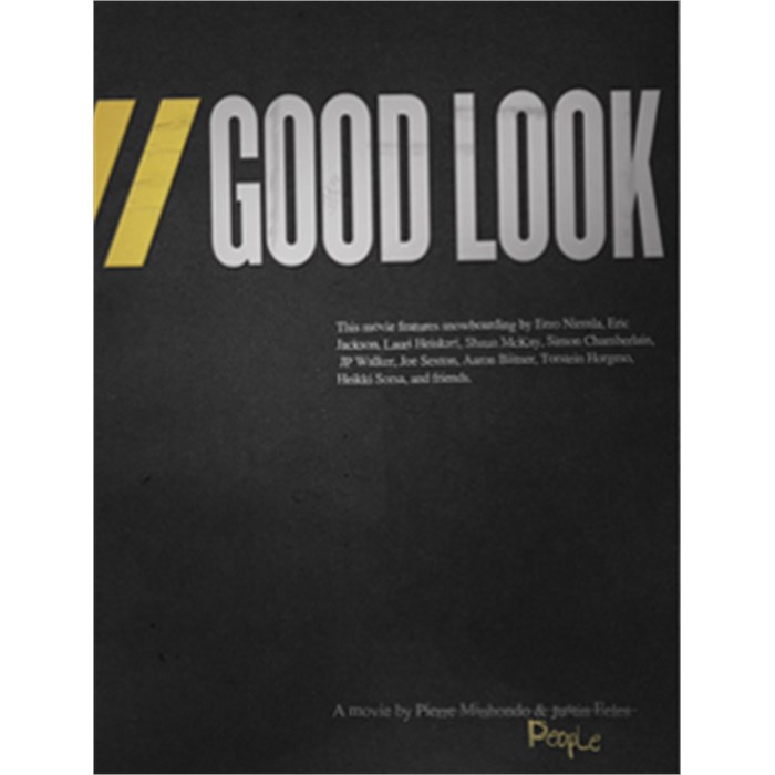 People Creative - Good Look Snowboard DVD