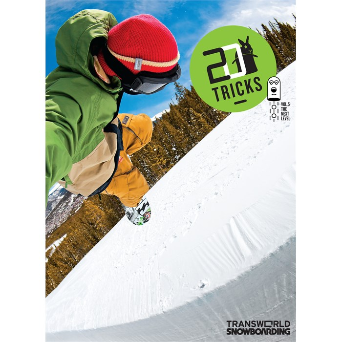 Transworld - 20 Tricks Vol 5 Instructional Snowboard DVD