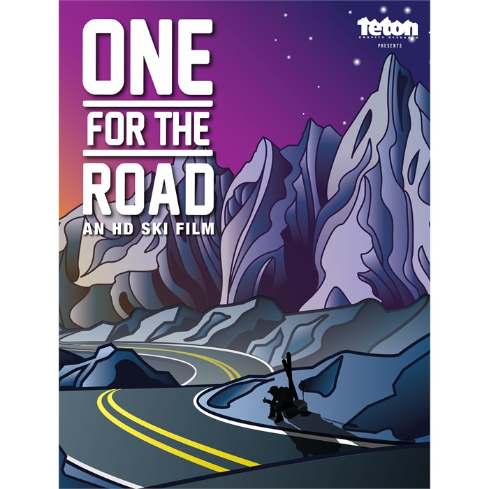 TGR - One for the Road Ski DVD