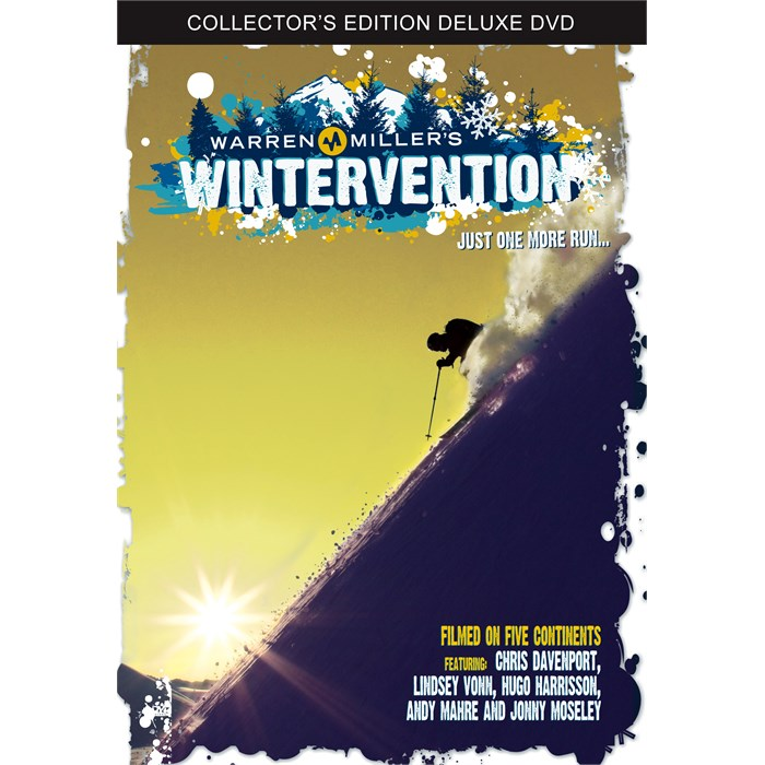 Warren Miller - Wintervention Ski DVD