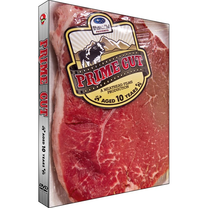 Meathead - Prime Cut Ski DVD