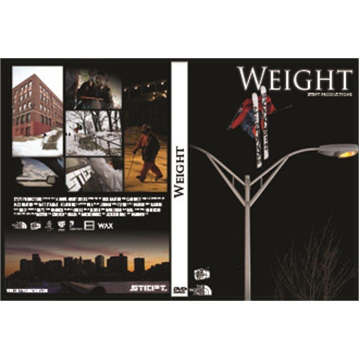 Stept Productions - Weight Ski DVD