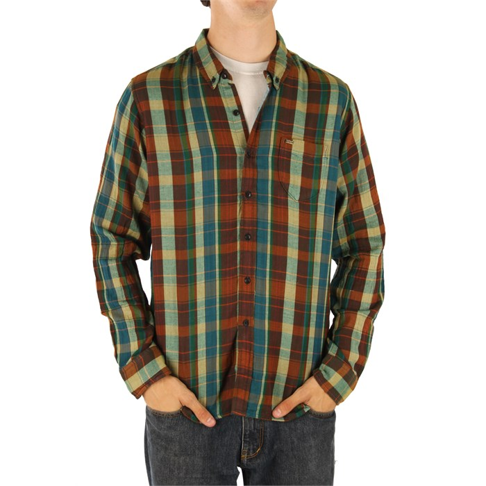 Obey Clothing - Fieldman Button Down Shirt
