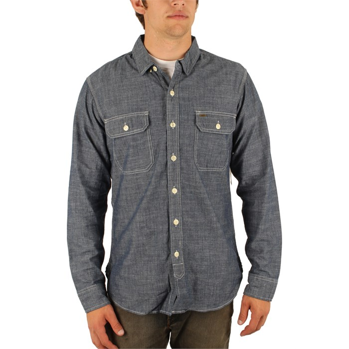 Obey Clothing - Coastal Button Down Shirt