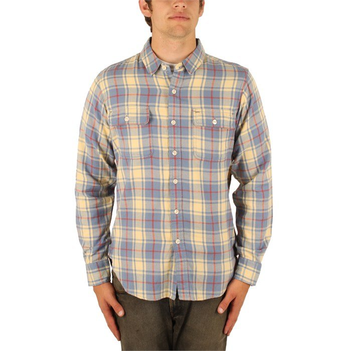 Obey Clothing - Obey Clothing Alpine Button Down Shirt