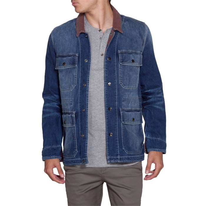 Obey Clothing - Loner Denim Jacket
