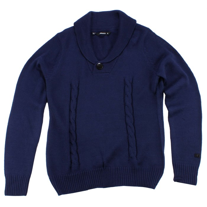 Makia - Cable Knit Sweater