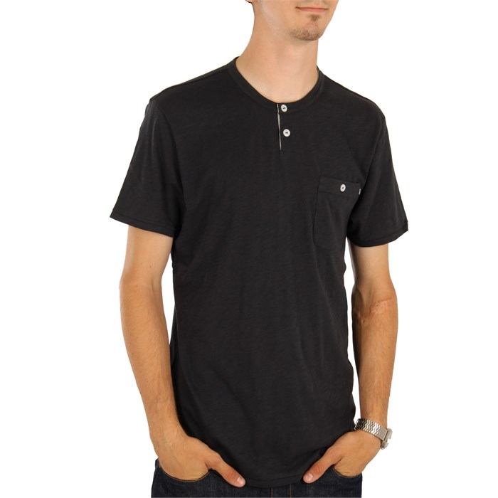 Analog - Hastings Short Sleeve Henley Shirt