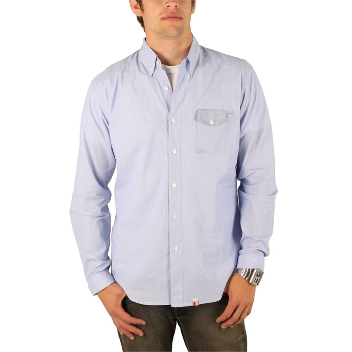 SLVDR - slvdr Cabin Button Down Shirt