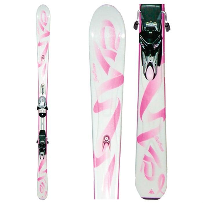 K2 - Just 'Cause Ski + Marker IBX 11.0Ti 2006