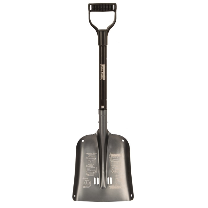 Brooks-Range - Backcountry Compact Pro D Handle Shovel
