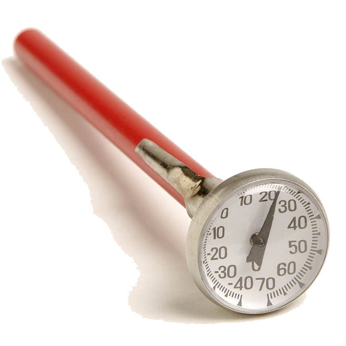 Brooks-Range - Dial Stem Thermometer (Celsius)