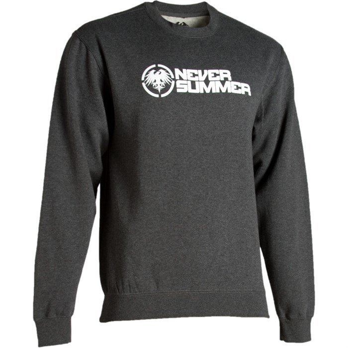 Never Summer - Corporate Crew Sweatshirt