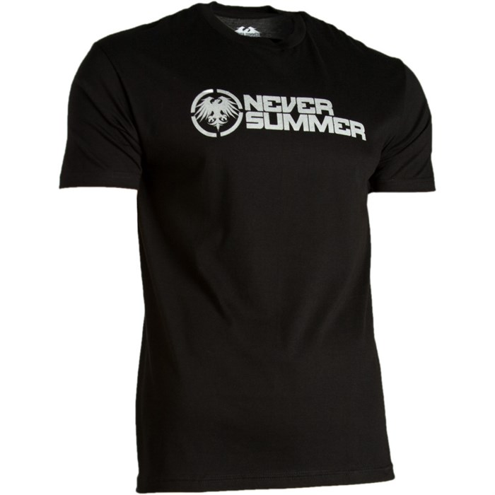 Never Summer - Corporate T Shirt