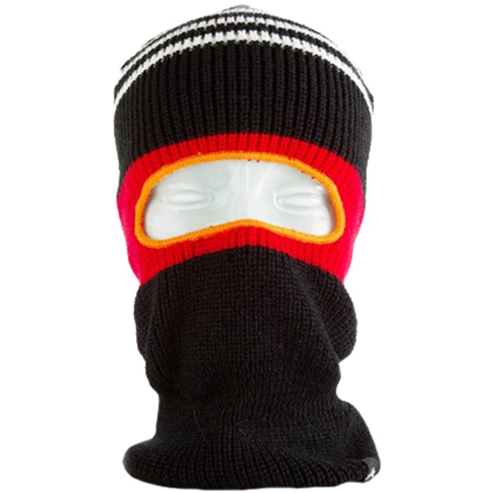 Spacecraft - Burtner Striped Face Sock