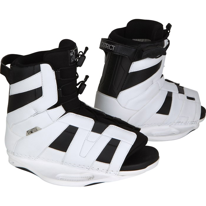 Ronix - District Wakeboard Bindings 2012