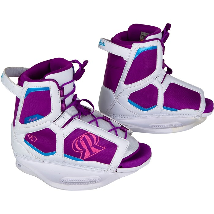 Ronix - August Wakeboard Bindings - Youth 2012
