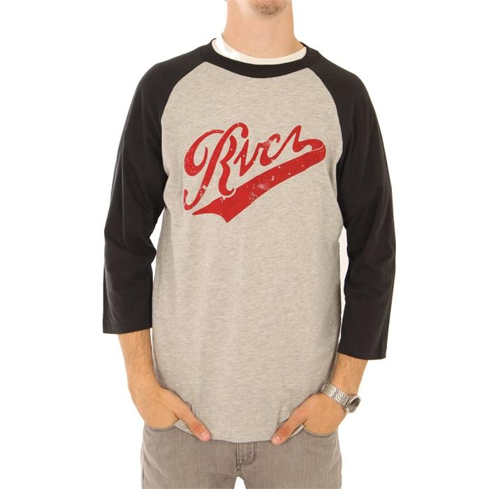 RVCA - Pennant Fade Raglan Shirt