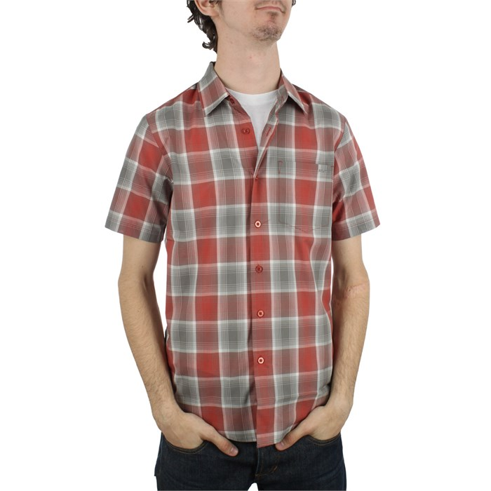 RVCA - El Tornado Short Sleeve Button Down Shirt