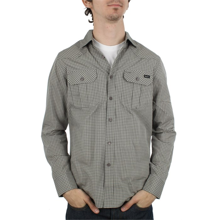RVCA - Chili Bolt Button Down Shirt