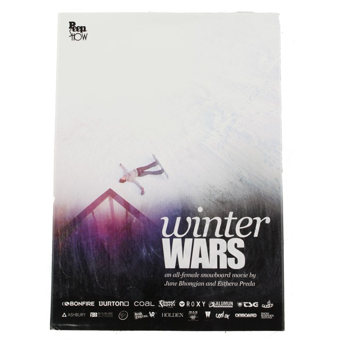 Peepshow - Winter Wars DVD