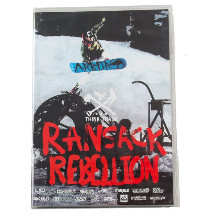 Think Thank - Ransack Rebellion DVD