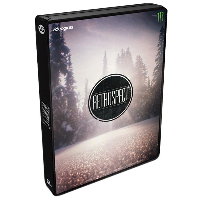 Videograss - Retrospect DVD
