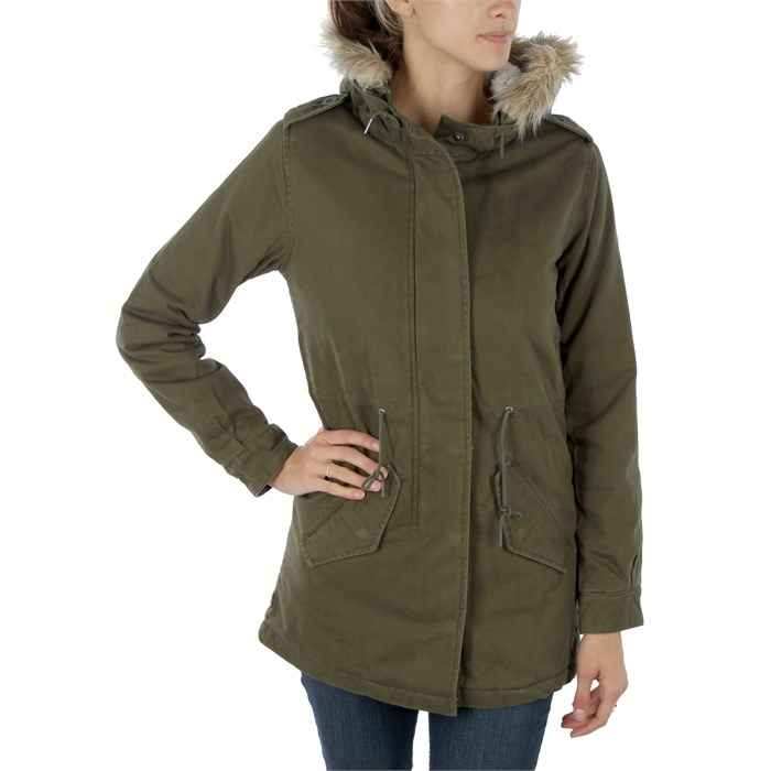 RVCA - Stimulus II Jacket - Women's