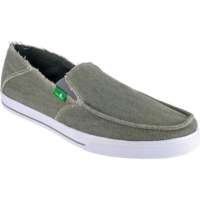 Sanuk - Standard Slip On Shoes
