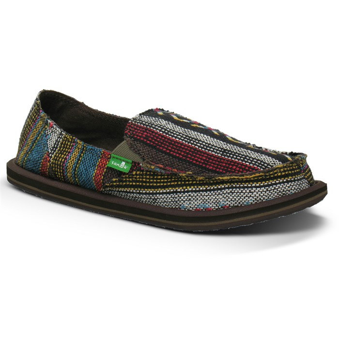 Sanuk - Donna Slip On Shoes - Women's