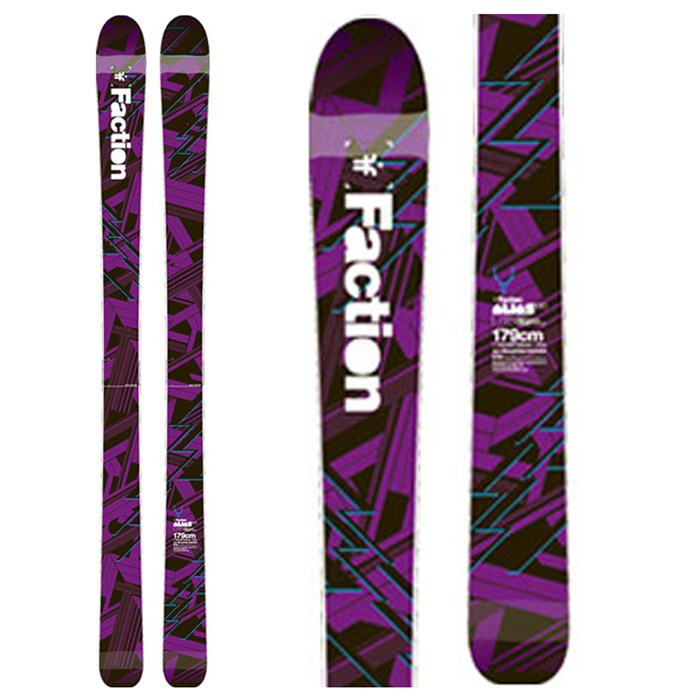 Faction - Agent 100 STP Skis 2012